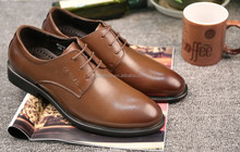 Best quality new italy design men leather shoes england fashion dress shoes