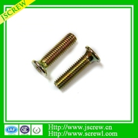 High quality M5*24 color zinc plated hex socket head cap machine screw