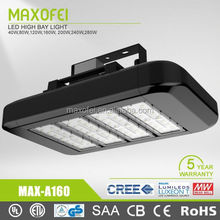 Factory direct Sale MeanWell 3 years warranty IP65 60w led tunnel lighting