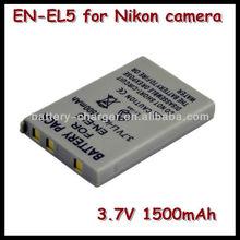 EN-EL5 charger battery for Nikon Coolpix P90 P100 7900 4200 5200 S10