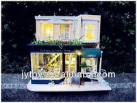 DIY House Light DIY Miniature House Fashion Diy Mini House