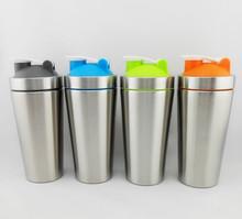Joyshake/Stainless Steel Shaker Bottle/Protein Shaker
