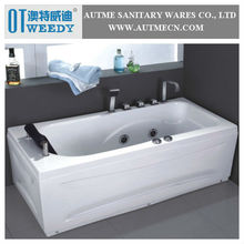 Best Seller Most Popular Walk in Massage Bathtub with Shower