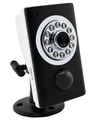 el diseño único de cero falsa alarma de la cámara ip con pir