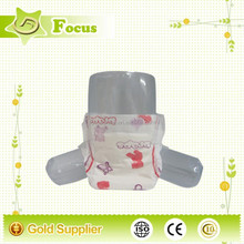 2015 New Breathable Baby Nappy Manufacturer with Raw Material