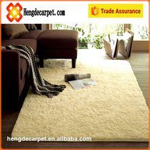 Modern disign 100% silk fabric 3d shaggy rug,home decoration shaggy carpet turkey from trade assurance supplier