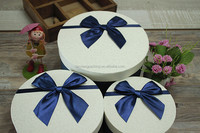Round Shape Jewelry Gift Case,Make Paper Jewelry Box