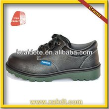 High quality waterproof grey wing safety shoes