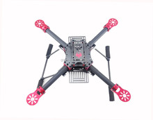 Upgrad GF-400-V2 carbon fiber quadcopter frame 4 rotors helicopter quadrotor frame With Landing gear