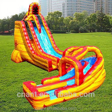 2013 best quality inflatable water slide for kids