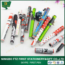Full Color Printing Plastic Souvenir Pen