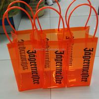 Fancy wholesale custom waterproof pack PVC wine bag