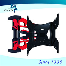 360 degrees swivel tv silding wall mount/ tv bracket/ two colors for choosing (WMX002T-2)