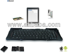 High Quality 3 Bluetooth Folding Keyboard for Samsung Galaxy Note