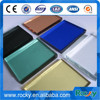 Best price coloured tinted float glass