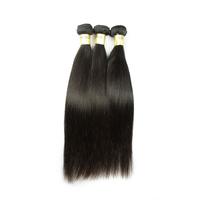 3Pcs/Lot Virgin Human 8A Big Sale Long Lasting Virgin Hair Brazilian Straight Hair