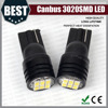 Perfect light beam pattern!!! Newest w5w 194 168 t10 canbus led auto light