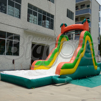 Large Inflatable Water Slide for Kid's Entertainment
