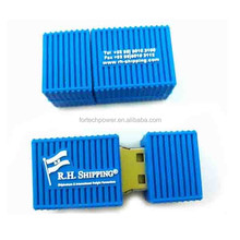 2015 New Product container shape 1 gb flash drive bulk