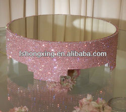 Factory Sell Wedding Cake Stand Crystal,Crystal Stands For Weddings,Cupcake Stand Crystals