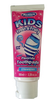 Children / kids natural herbal toothpaste non fluoridated toothpaste , no menthol, saccharin, SLS, preservatives and colors
