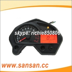 SS119 motorcycle meter 17 inches wheel size