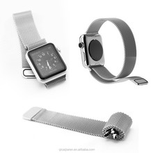 38mm/42mm Stainless Steel Ultra Strong Magnets Watchband Strap for Apple Watch