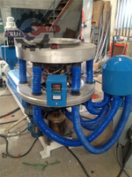 Two Layer Co Extrusion Rotary Film Blowing Machine/ Plastic Film Extruder