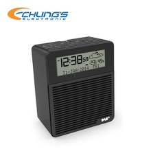 Hot selling Barometic weather station Clock digital clock FM DAB+ Radio