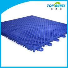 High quality non-slip flooring used basketball court