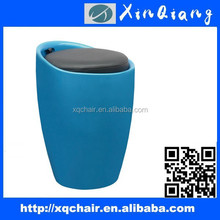 XQ- 216 ABS storage barrel stool promotion