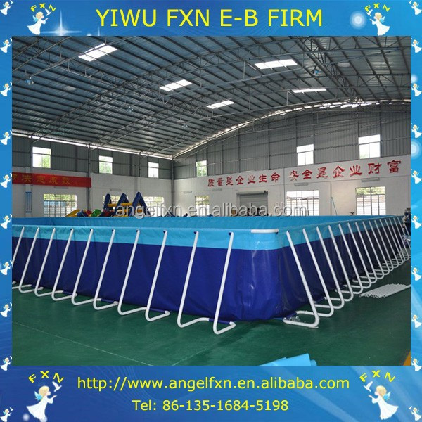 Above Ground Pvc Ready Swimming Pool Outdoor Swimming Pools For Sale Buy Ready Swimming Pool