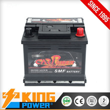 Hot Selling 12V Car battery 43AH DIN MF Car battery 54317 with low price