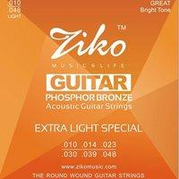 Extra Light 12 string acoustic guitar strings