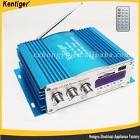 12V USB Power Amplifier Kinter Car Stereo HIFI Audio 4 Channel 200W MINI Amplifier