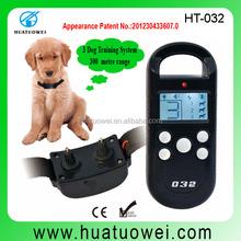 Vibration dog collar puppy training collar waterproof puppy training collar