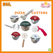 """Max+ Wholesale 3"""" Stainless Steel Blade Pizza Cutter"""