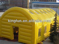 Big storage warehouse inflatable tent