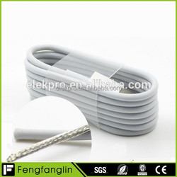 100% Original cable for iphone 5/6/6 plus, micro usb cable for iphone 6,ios 8 data cable for iphone 6