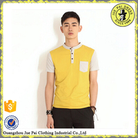 High quality 100 cotton polo shirts with pockets,polo shirts slim fit