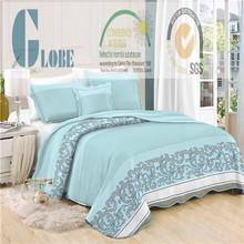 wholesale plain printed satin lace patchwork quilt