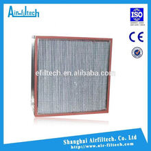 ULPA H11 H12 H14 U15 U16 U17 Cleanrooms Air Filter $keywords$