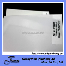 self adhesive high glossy photo paper a4 size