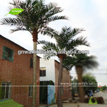 APM016 GNW 15ft Coconut Tree Brand Artificial Plants for Park Landscaping Decoration Outdoor use