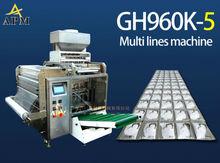 GH960K Multi Lanes Washing Powder Packing Machine