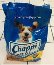 Dog food bag - Plastic Pet food bag