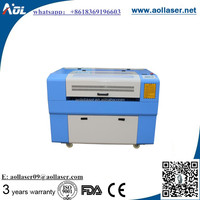 Popular machine AOL 6090 150w stencil laser cutting machine
