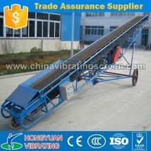 China , automático mineral mineral del sistema transportador de correa para la industria minera con precio de fábrica