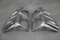 Top selling auto accessory Chromed Plastic tail light cover/tail light covers for toyota parts Hilux REVO