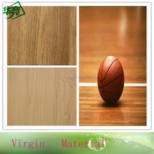 Indoor Basketball PVC Flooring Roll